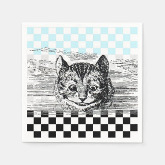 Cheshire Cat 1 Paper Napkin