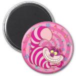 Cheshire Cat 2 Inch Round Magnet