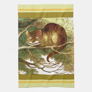 Cheshire Cat 2 Kitchen Towels