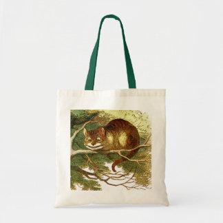 Cheshire Cat 2 Tote Bag