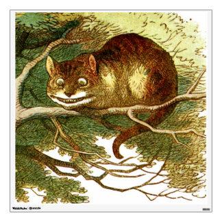 Cheshire Cat 2 Wall Sticker
