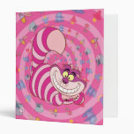 Cheshire Cat 3 Ring Binder