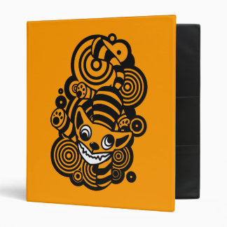 Cheshire_Cat 3 Ring Binder
