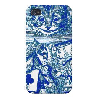 Cheshire Cat: Alice in Wonderland ~ iPhone 4/4S Cover