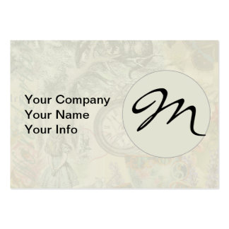 Cheshire Cat Alice in Wonderland Large Business Cards (Pack Of 100)