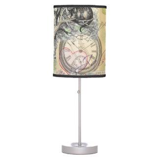 Cheshire Cat Alice in Wonderland Table Lamp