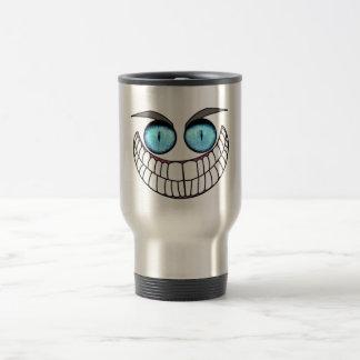 Cheshire Cat - Blue Eyes Coffee Mug