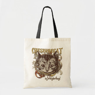 Cheshire Cat Carnivale Style (Gold Version) Tote Bag
