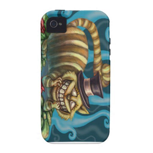 Cheshire Cat iPhone 4/4S Covers