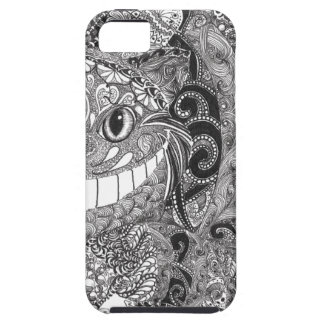 Cheshire Cat Design iPhone SE/5/5s Case