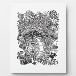 Cheshire Cat Design Plaque