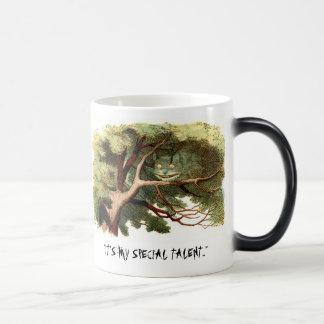 Cheshire Cat (disappearing) Coffee Mugs