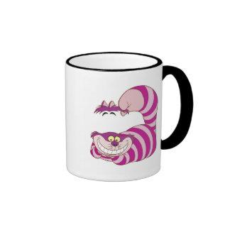 Cheshire Cat Disney Ringer Coffee Mug
