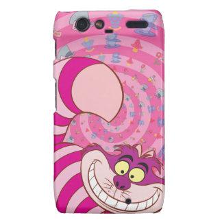 Cheshire Cat Droid RAZR Covers