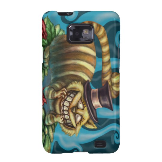 Cheshire Cat Galaxy SII Cover