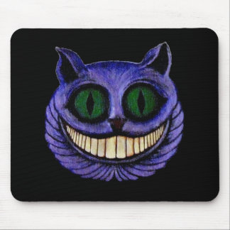 CHESHIRE CAT HEAD (Alice in Wonderland theme 1) ~ Mouse Pad