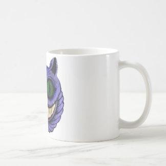 CHESHIRE CAT HEAD (design 1) Coffee Mug
