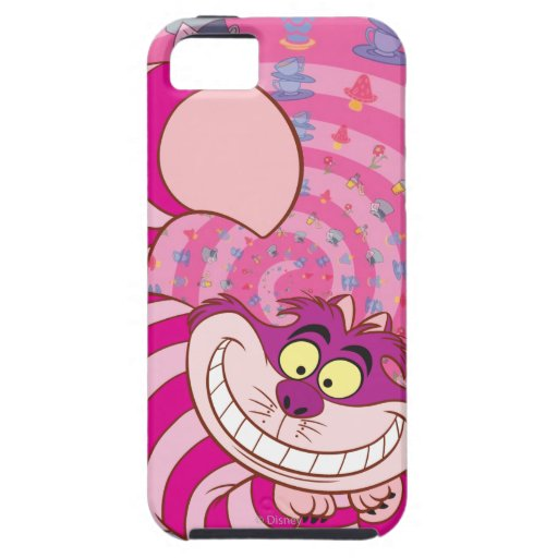 Cheshire Cat iPhone 5 Cover
