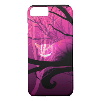 Cheshire Cat iPhone 7 case - Pink