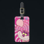 """Cheshire Cat Luggage Tag<br><div class=""""desc"""">Alice in Wonderland - Cheshire Cat</div>"""