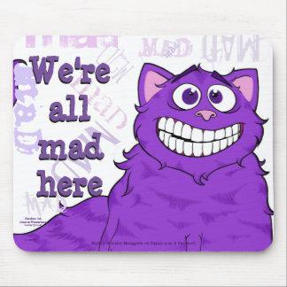 Cheshire Cat, mousepad