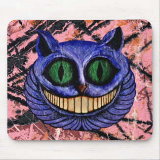 CHESHIRE CAT on IN THE PINK (variant 2) ~ Mouse Pad