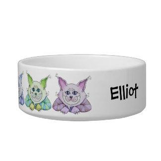 Cheshire Cat Pet Bowl