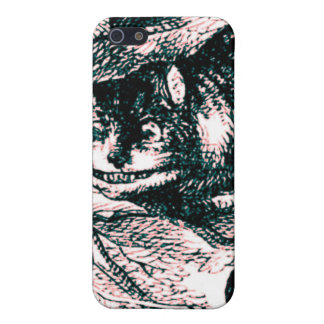 Cheshire Cat Pink Tint iPhone SE/5/5s Cover