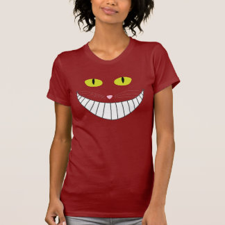 Cheshire Cat (silly) Tee Shirts