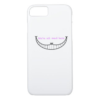 Cheshire Cat Smile iPhone 8/7 Case
