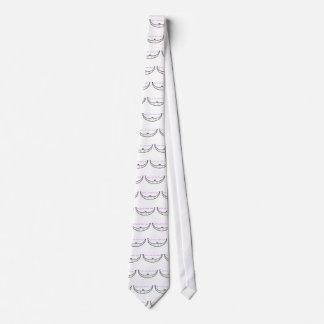 Cheshire Cat Smile Neck Tie