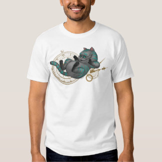 Cheshire Cat | Time's a Wastin' 2 Tee Shirt
