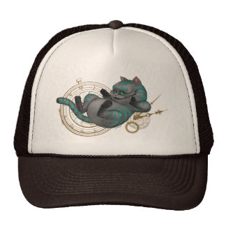 Cheshire Cat | Time's a Wastin' 2 Trucker Hat