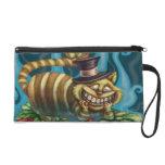 Cheshire Cat Wristlet