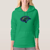 CHESHIRE CAT'S FLOATING HEAD (Alice in Wonderland) Hoodie