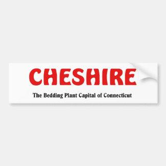 Cheshire, Connecticut Bumper Sticker