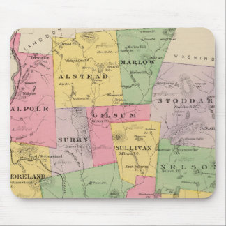 Cheshire County, NH Mousepads
