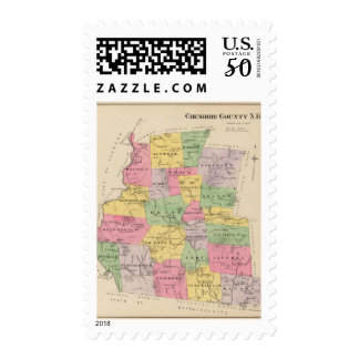 Cheshire County, NH Postage