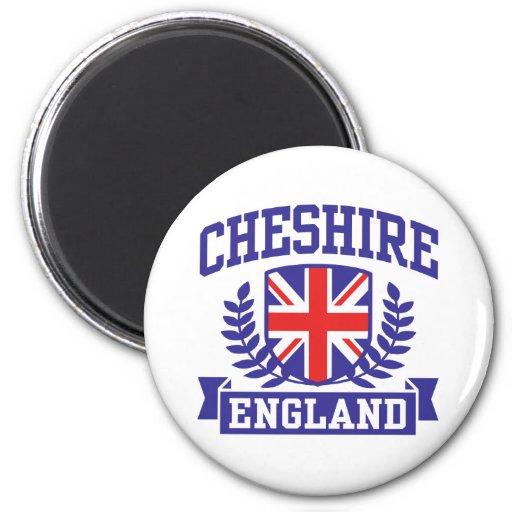 Cheshire England Fridge Magnets