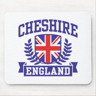 Cheshire England Mouse Pad