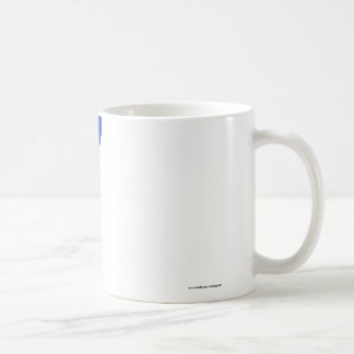 Cheshire Flag Heart with Name Coffee Mug
