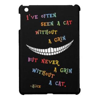 Cheshire Grin IV iPad Mini Case