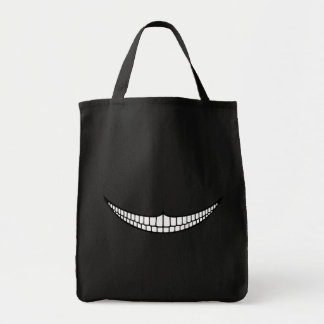 Cheshire Grin Tote Bag