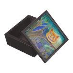 Cheshire Grinning Cat Premium Gift Box
