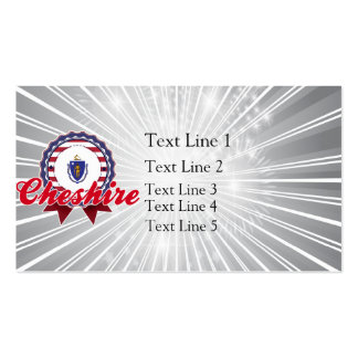 Cheshire, MA Double-Sided Standard Business Cards (Pack Of 100)