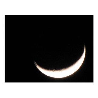 cheshire moon... postcard