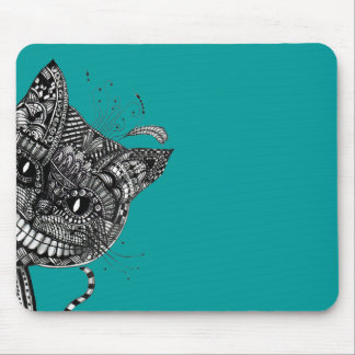 Cheshire Mouse Pad