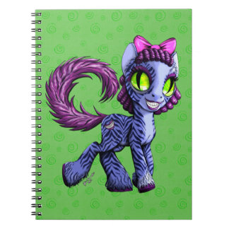 Cheshire Notebook