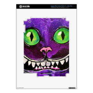 Cheshire.png Skin For iPad 3
