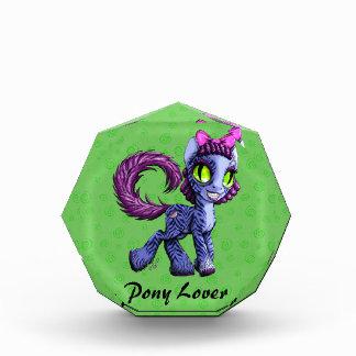 Cheshire Pony Hexagon Award